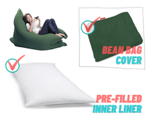 Load image into Gallery viewer, FREEASY® #70 Bean Bag - Green