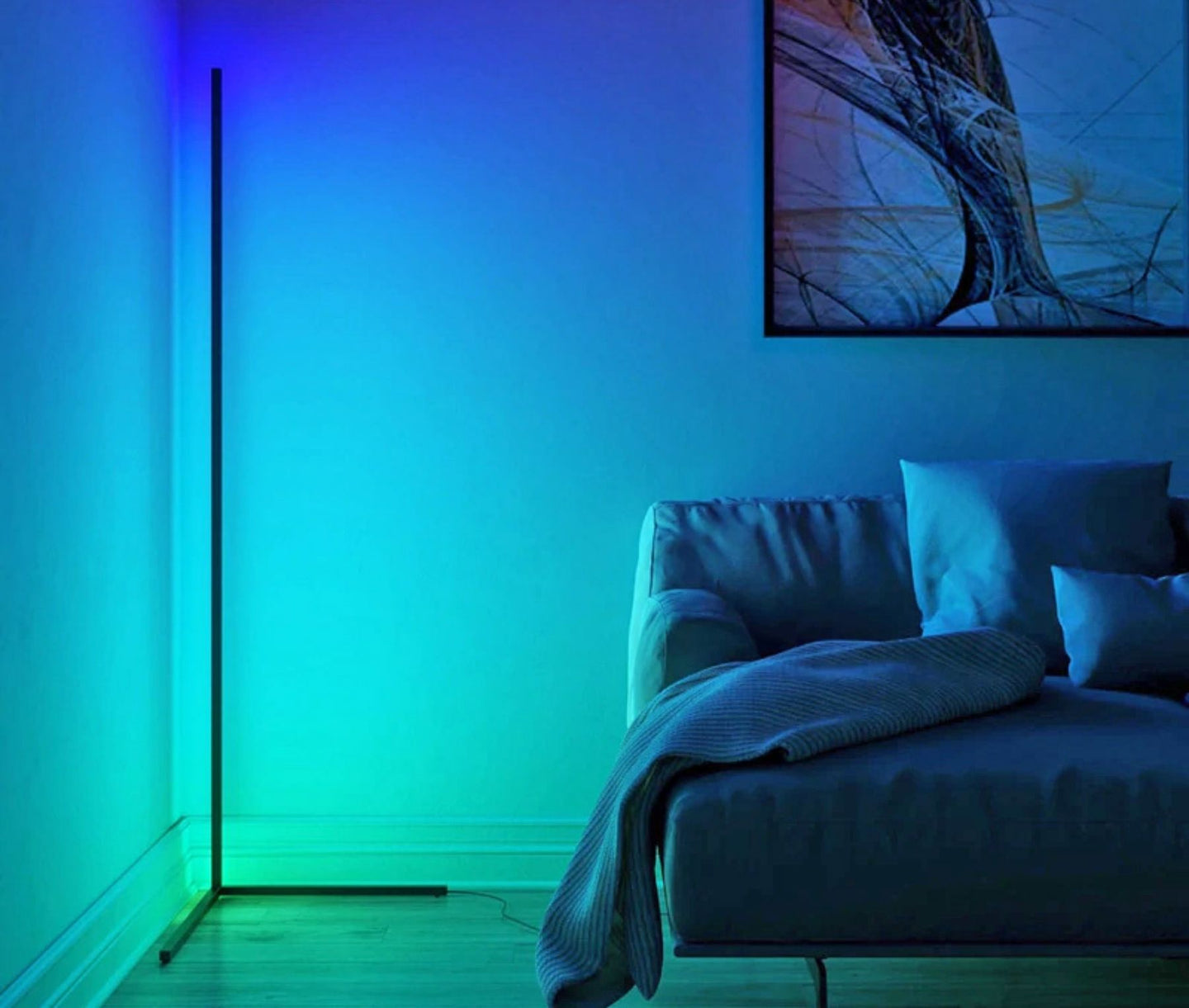 Spice Up LED Floor Lamp