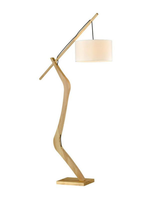 Wooden Floor Lamp | Urban Design