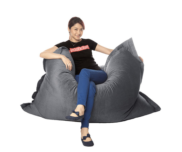 FREEASY SUPREME GREY BEAN BAG
