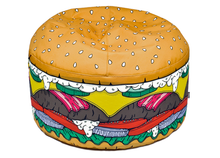 Load image into Gallery viewer, Burger Bean Bag