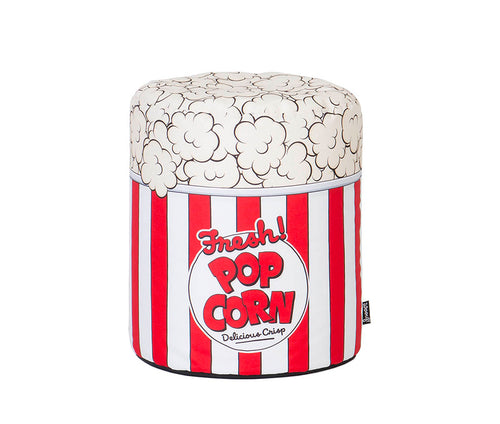 Popcorn Bean Bag Stool