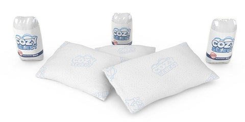 Cozy Select Bamboo Memory Foam Pillow