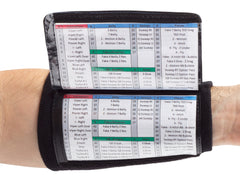 Adult - Black Wrist Coach