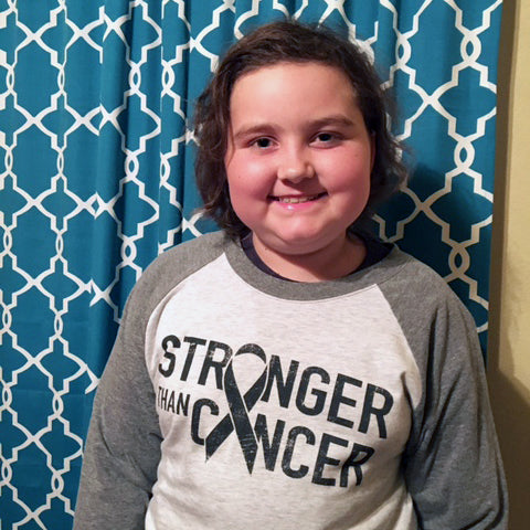 Livespire Apparel | Live to Inspire | Featured Cancer Survivor: Addison A.