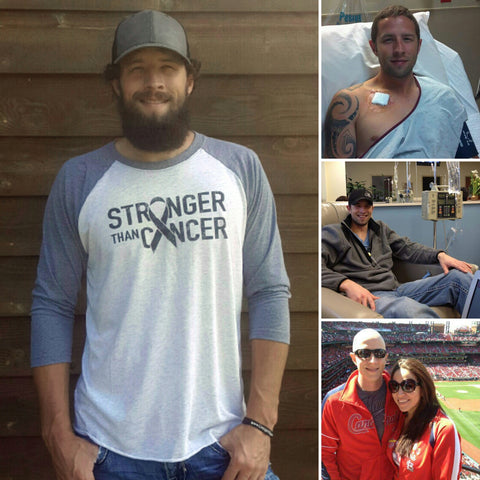 Livespire Apparel | Live to Inspire | Featured Cancer Survivor: Steven M.