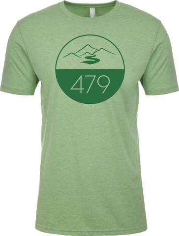 479 Circle Tee - Hometown Press | NTRL STMT | Catalyst | Print Local