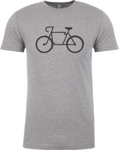 Bike Arkansas Tee - Hometown Press | NTRL STMT | Catalyst | Print Local