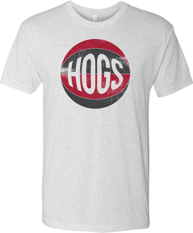 Hogs Basketball Tee - Hometown Press | NTRL STMT | Catalyst | Print Local