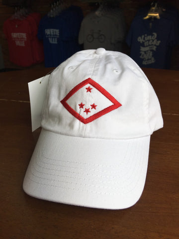 AR Flag Dad Hat - Hometown Press | NTRL STMT | Catalyst | Print Local