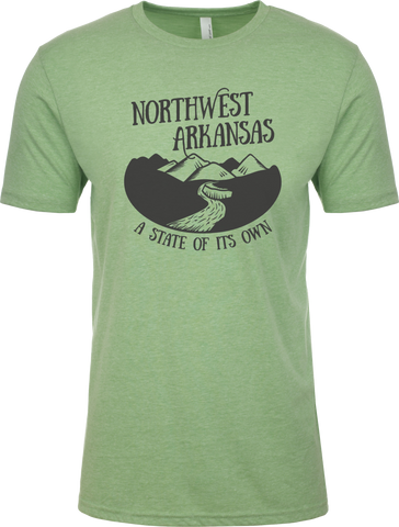 A State Of Its Own Tee - Hometown Press | NTRL STMT | Catalyst | Print Local