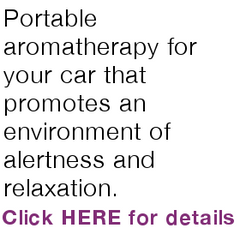 AROMATHERAPY ESSENTIAL OIL CAR DIFFUSER (HEART OF LOVE)
