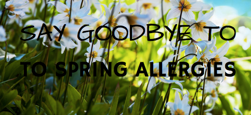 Say Goodbye to Spring Allergie