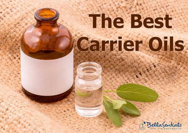 The Best Carrier Oils for Aromatherapy