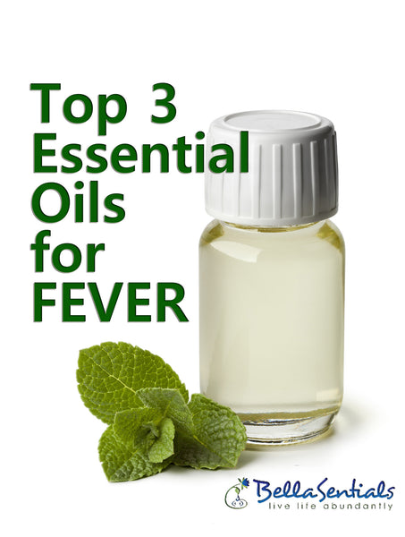 Top 3 Best Essential Oils for Fever
