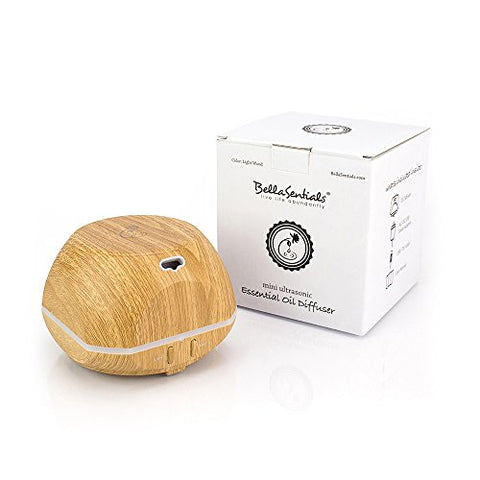 Little Buddy Lite Bamboo Oil Diffuser & Cool Mist Humidifier Perfect Air Freshener To Eliminate Any Embarrassing Odors