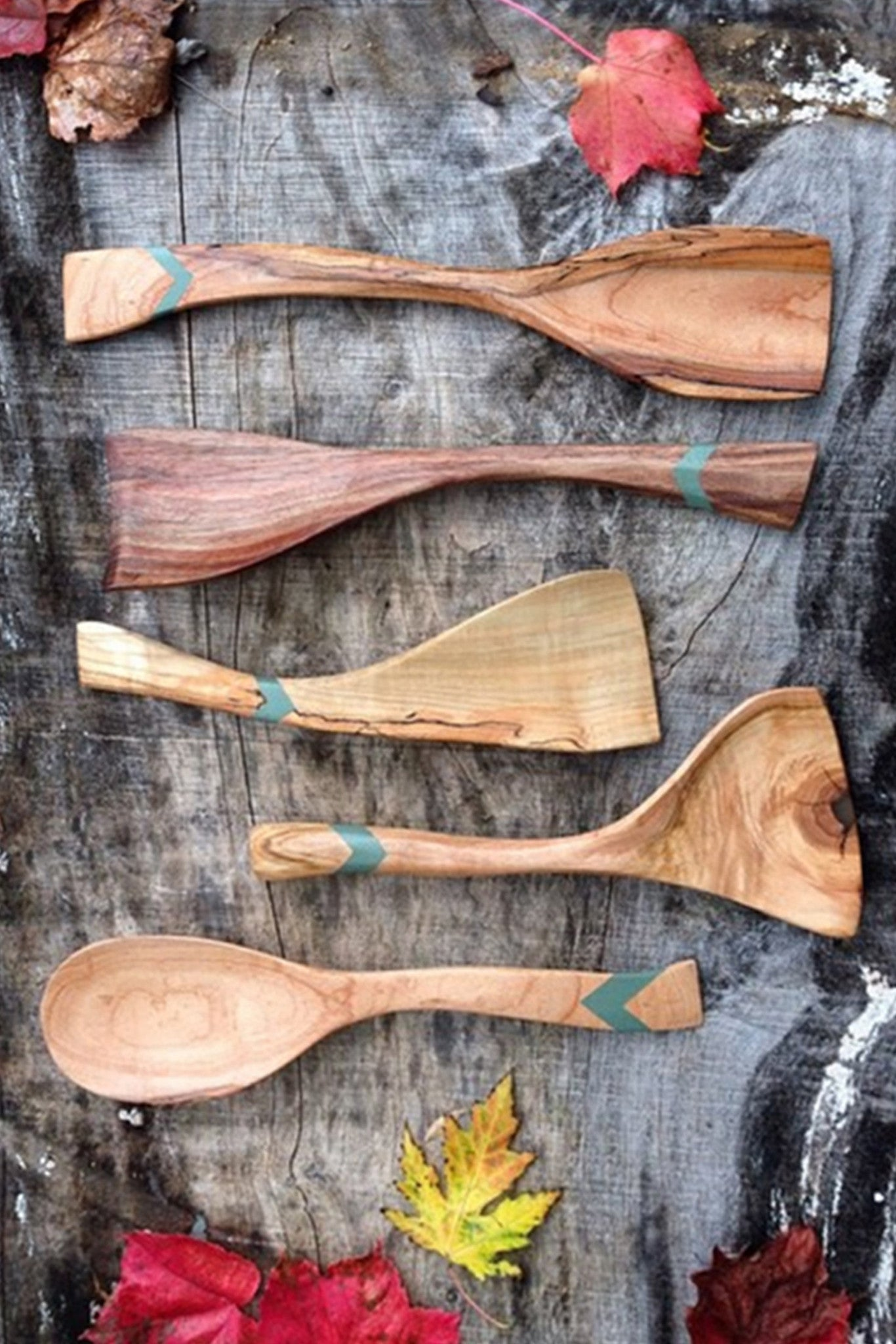 Greta de Parry Glacier National Park Chico Hot Springs Collective Quarterly Handmade Spoons