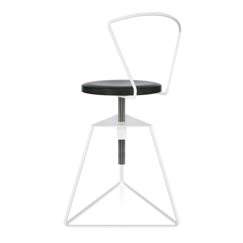 The Camp Stool with Backrest