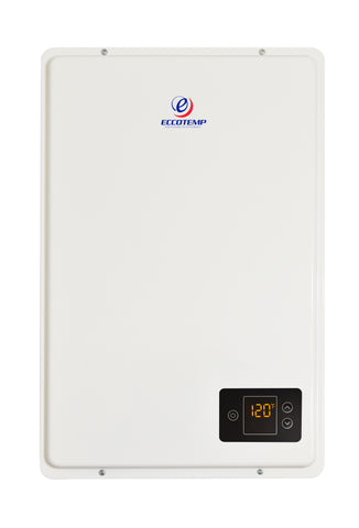 Eccotemp 20HI Propane / Natural Gas Tankless Water Heater 6 GPM 150,000 BTUs