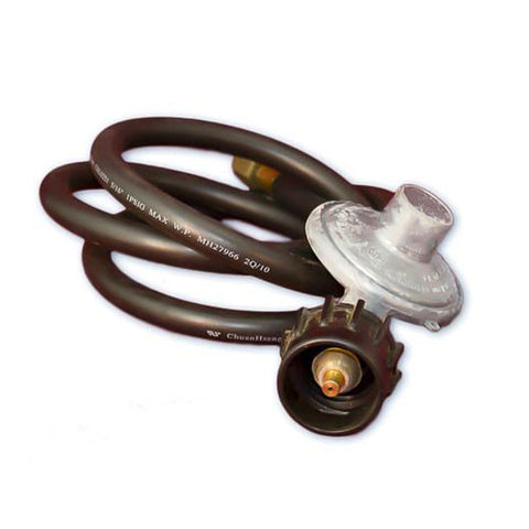 Gas Regulator & Hose 5' for Eccotemp L5 / L7