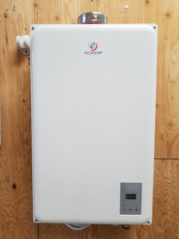 Eccotemp 45HI Propane / Natural Gas Tankless Water Heater (REFURBISHED)