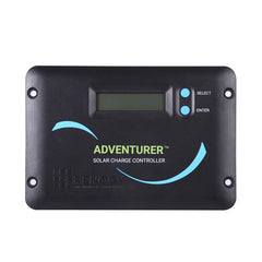 Renogy Adventurer - 30A PWM Flush Mount Charge Controller w/ LCD Display