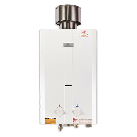 Eccotemp L10 Portable Tankless Water Heater w/ EccoFlo 12V Pump & Strainer