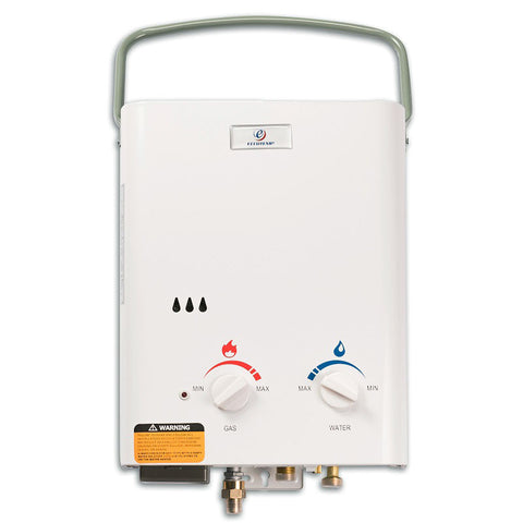 Eccotemp L5 Tankless Water Heater Front View