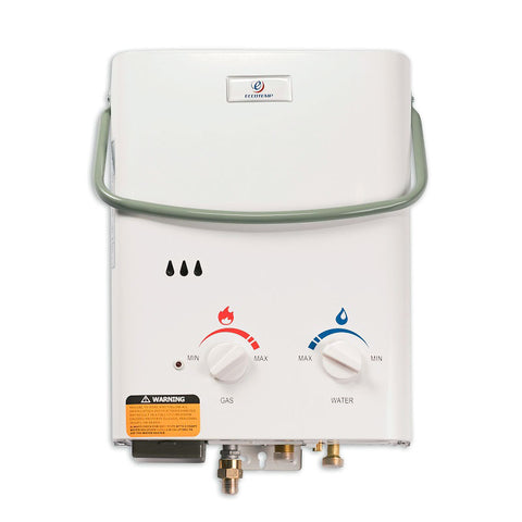Eccotemp L5 Portable Tankless Water Heater (Open Box)