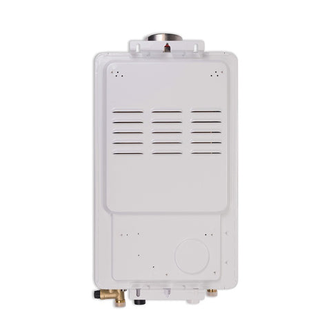 Eccotemp 45HI Propane / Natural Gas Tankless Water Heater Back View