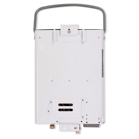 Eccotemp L5 Tankless Water Heater Back View