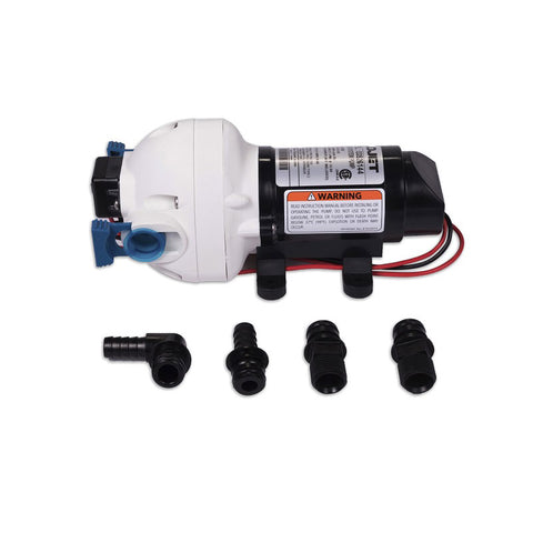 Flojet 12 Volt RV Marine Water Pump 2.9 GPM 03526-144 (OPEN BOX)
