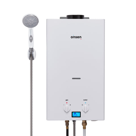 Onsen 10L Portable Tankless Water Heater