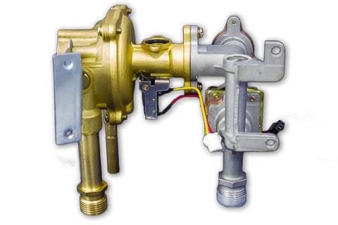 Eccotemp L10 Gas-Water Valve Assembly View 1