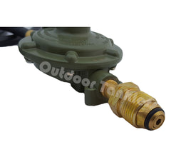 Gas Regulator & Hose 3/8