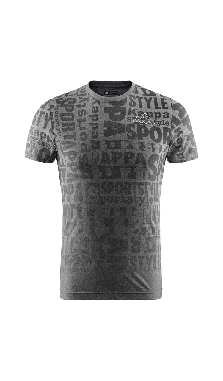 KAPPA WAMCHAK - Slim Fit Short Sleeve Crew Neck Tee