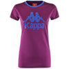 KAPPA AUTHENTIC ZABAS-Women's Slim Fit Athletic S/S T-Shirt