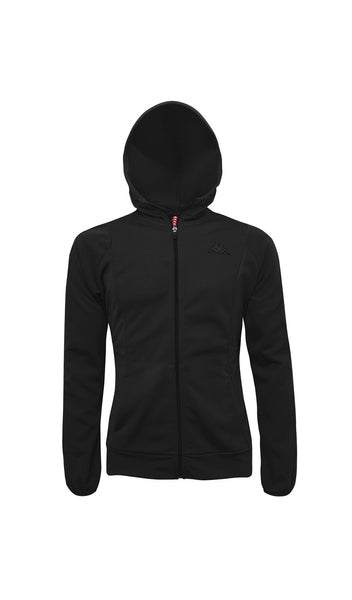 BANDA ANNISTON MASK - Mens Slim Fit Full Zip Hooded Jack