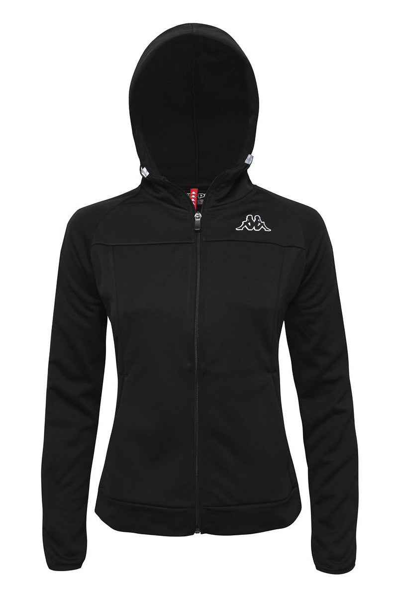 BANDA ANNISTION LADY MASK-Slim Fit Athletic Full Zip Hoodie Jacket