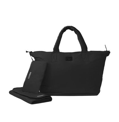 7 am Roma Diaper Bag Black