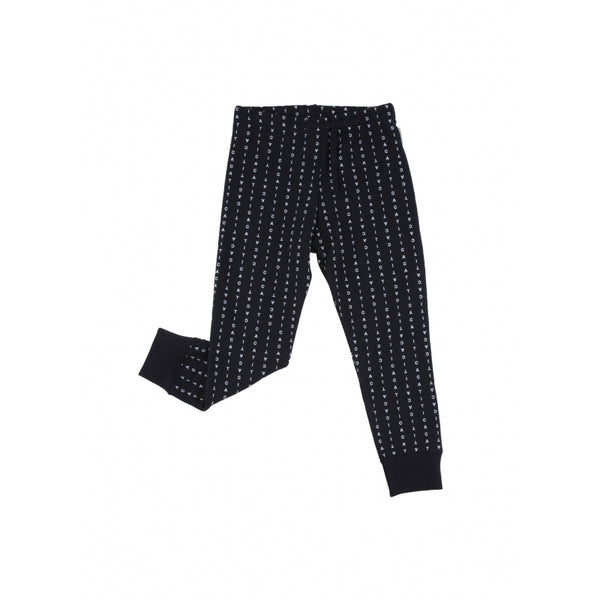 Alphabet Soup Fleece Sweatpant
