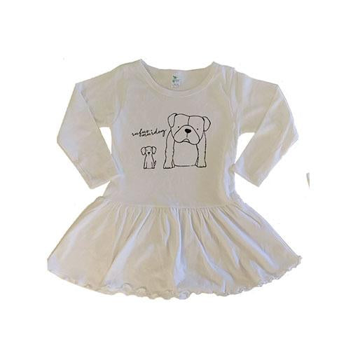 Long Sleeve Rufus + Murdog Dress