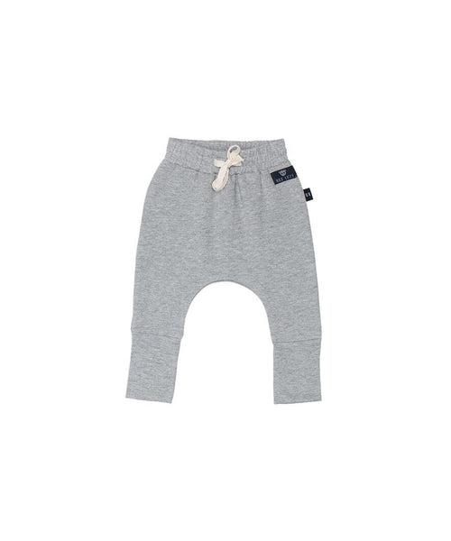 Stitch drop crotch pant