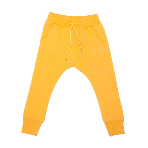 Slim Fit Marigold Jogger