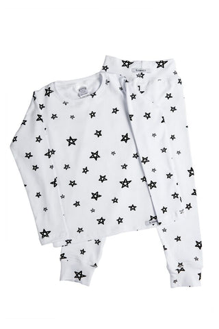 White Star Long PJ