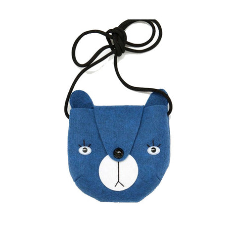 Blue Bear Bag
