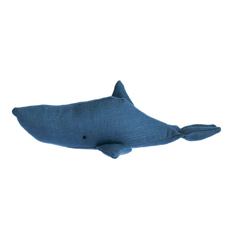 Whale Stuffie
