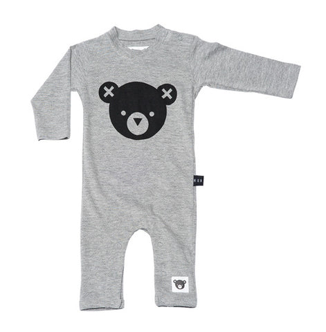 Bear Essentials Long Sleeve Romper