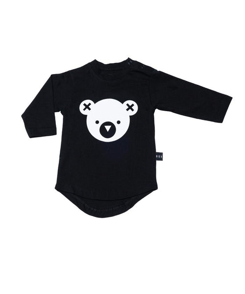 Black Bear Long Sleeve Tee