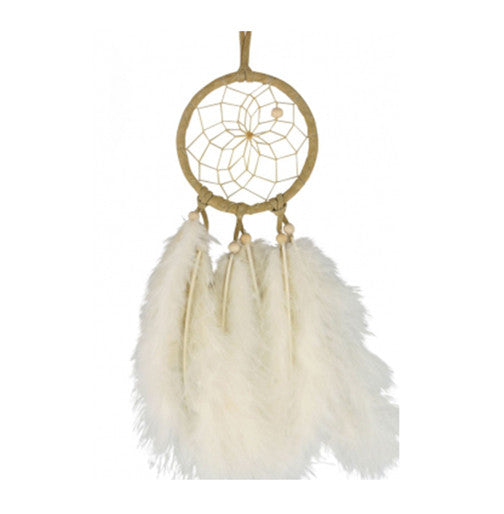 Mini Wooden Dreamcatcher